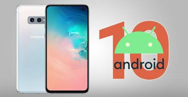 Update Samsung Galaxy S10e to Android 10 firmware featured img