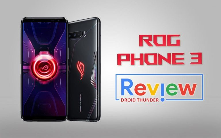 Asus ROG Phone 3 Review featured image