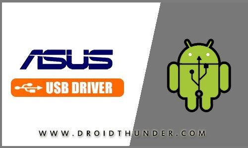 Download Asus USB Driver