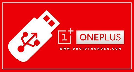 Download OnePlus USB Drivers