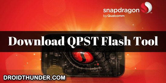 Download QPST Tool