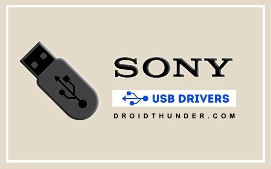 Download Sony USB Driver