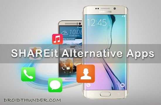 SHAREit Alternative Apps