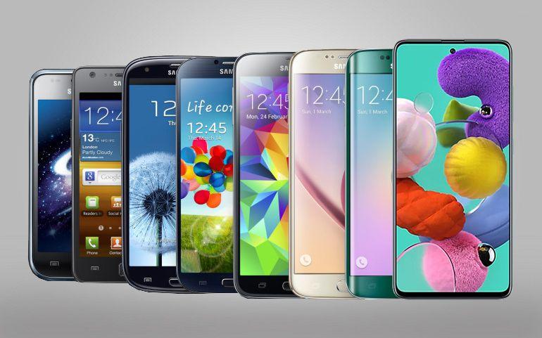 Samsung Galaxy Codenames featured image