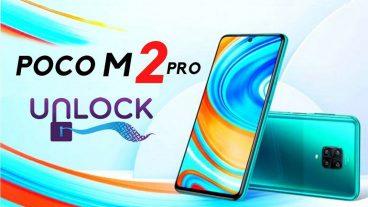 Unlock Bootloader of Poco M2 Pro