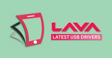 Download LAVA USB Drivers featured image