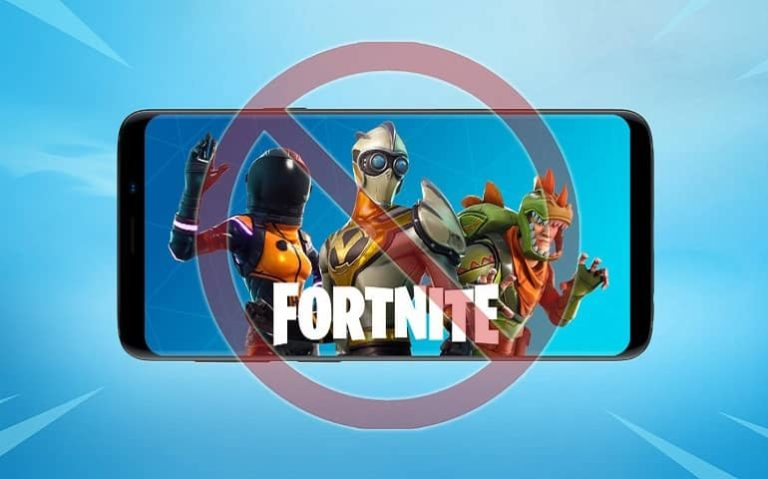 Google Removed Fortnite featured image