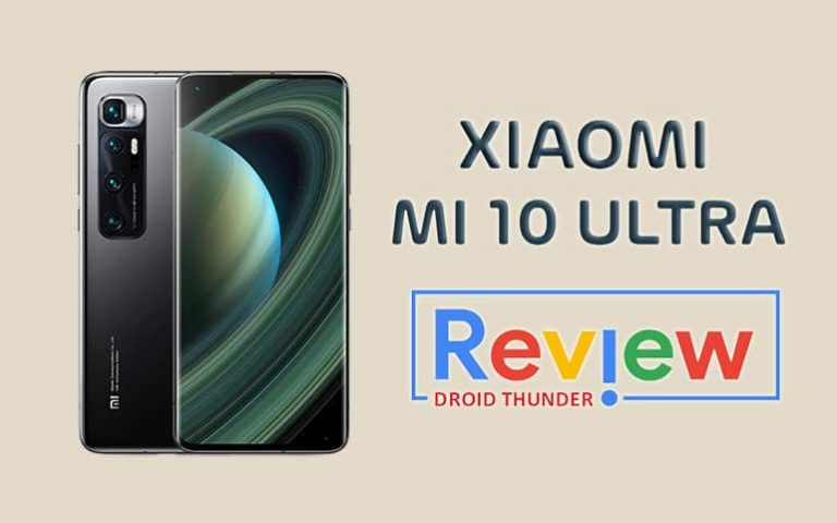 Xiaomi Mi 10 Ultra review featured image