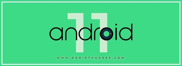 Install Android 11 on Poco F1
