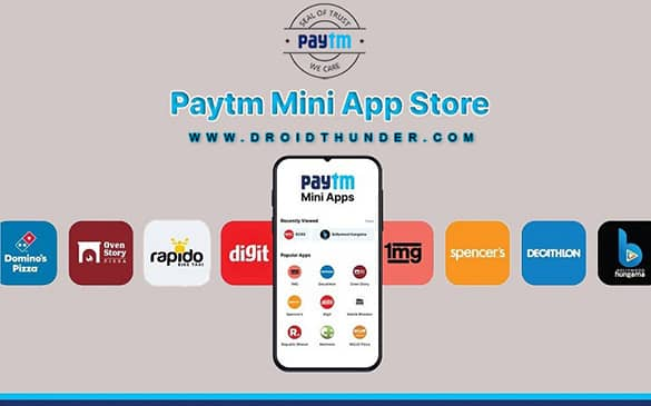 Paytm Launches Its Own Mini App Store