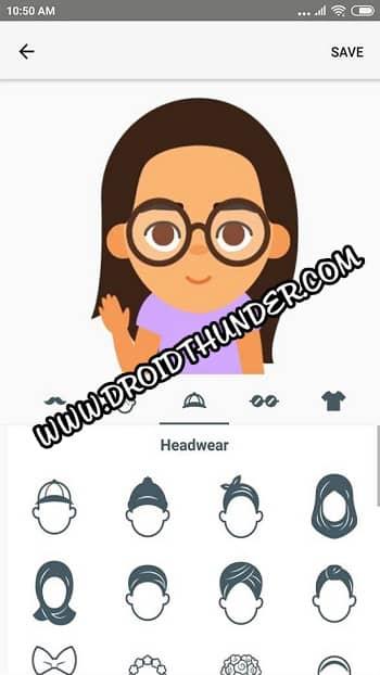 Personalized Emoji Character