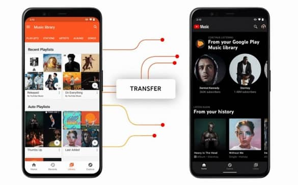 How to Transfer Google Play Music to YouTube Music