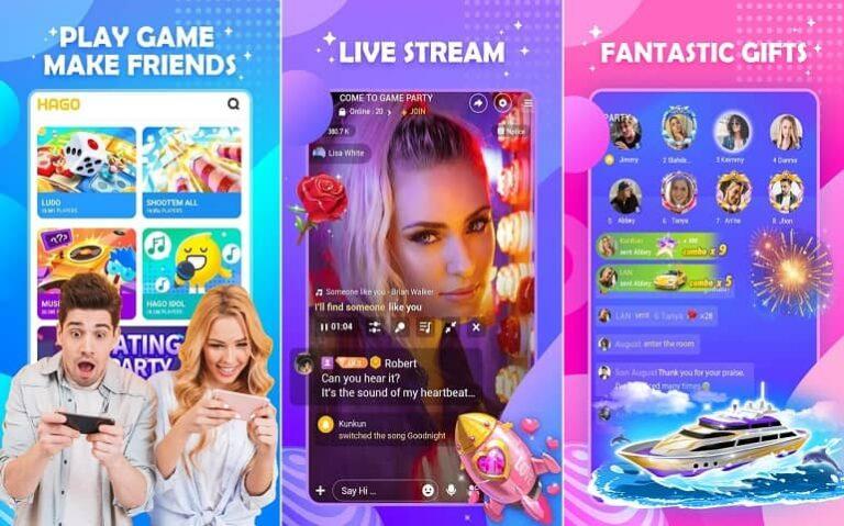 Earn Money Online with Hago App featured image