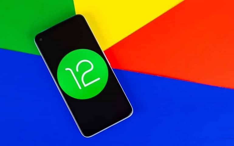 Android 12 Features featured image