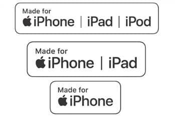 Apple Certified MFi Logo