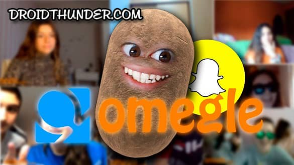 How to Get Snapchat Filters on Omegle