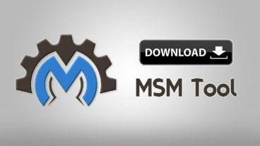 MSM Download Tool Latest Version
