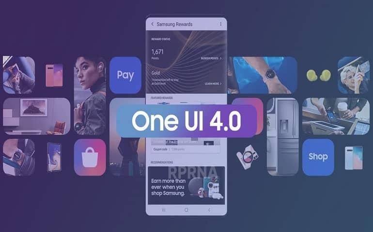 Samsung Galaxy One UI 4.0 Device List
