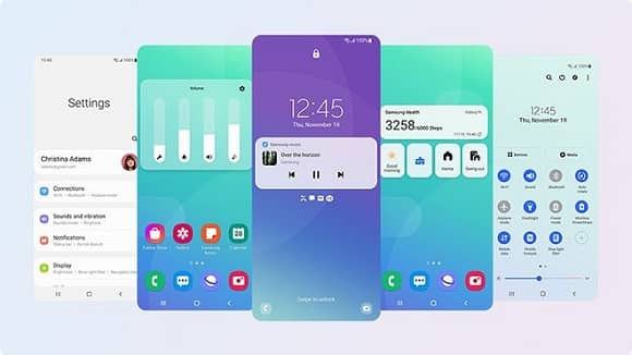 List of Supported Galaxy Devices That Will Get One UI 4.0 Update